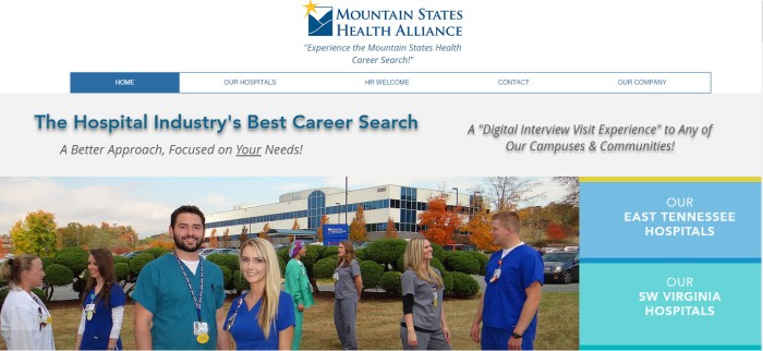 MSHA offers Hospital Industry's 1st 100% Digital Career Search